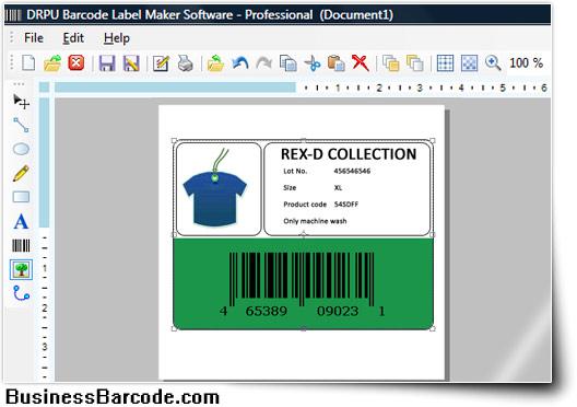 Windows 7 2D Barcode Software 7.3.0.1 full